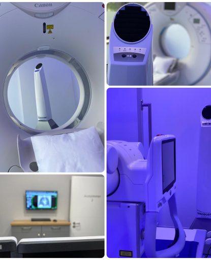 Steribase 300 Plus Luftreiniger in Radiologie