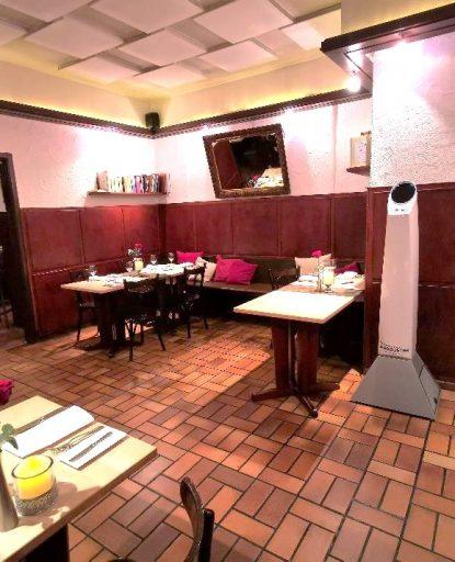 Restaurant 1 Steribase Virobuster Luftreiniger
